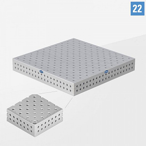 PROFIPlusLINE (PL) 3D table 22 Без опор
